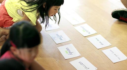 親子英語教室の写真